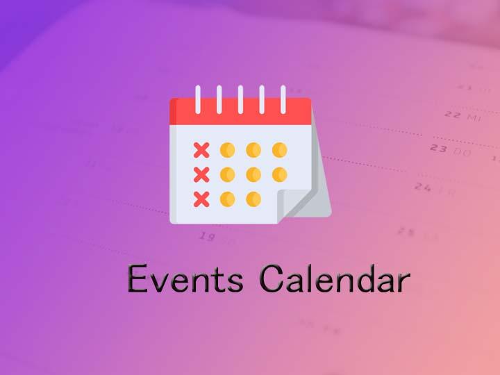 Events calendarjpg